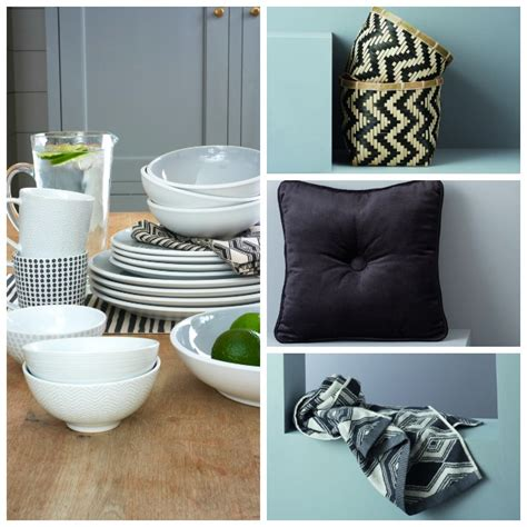 Monochrome Home Decor Ditch The Pastels Monochrome Home Decor Is In For