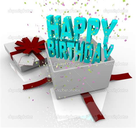happy birthday gifts clipart best