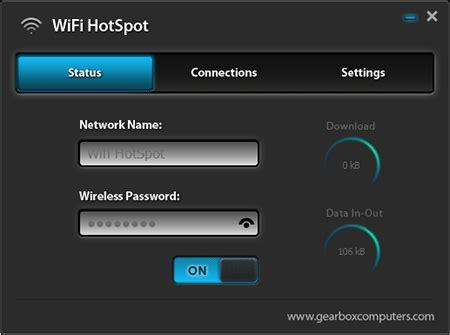 Wifi Hospot wifi hotspot freeware software