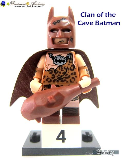 Clan Of The Cave Batman Lego Kw review 71017 lego minifigures lego batman series