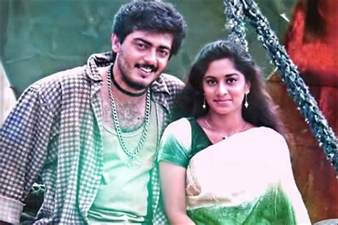 Ajith Kumar And Shalini?s Marriage: The Rock Of Gibraltar
