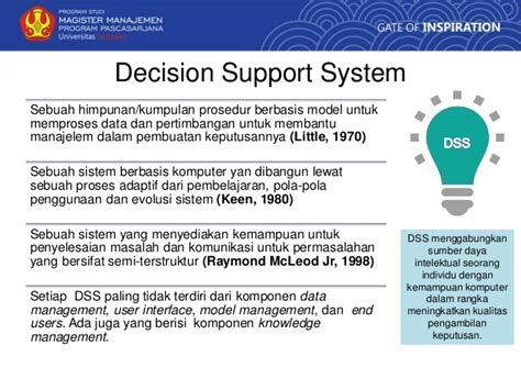 layout pabrik es decision support system