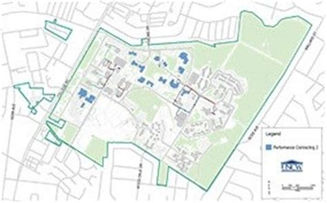 uncw map of carolina wilmington performance contract 2 better buildings initiative