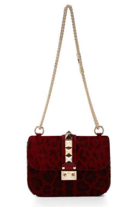 Valentino 2008 Handbags Runway Review by Valentino Pre Fall 2013 Lock Studded Shoulder Bag