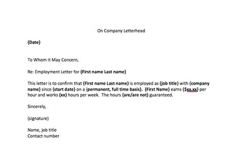 Mortgage Broker Letter how to request an employment letter best mortgage advice