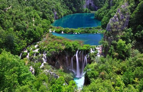 best national parks in croatia plitvice lakes national park croatia