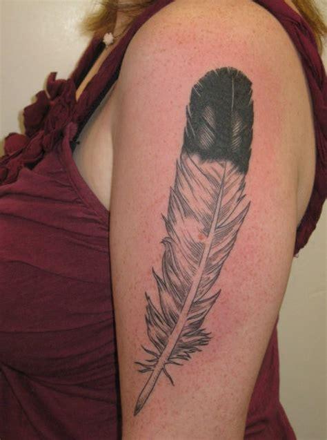 75 amazing feather tattoo design mens craze