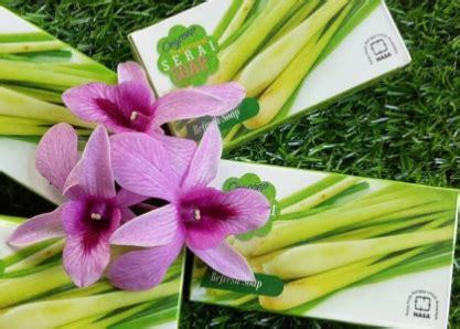 manfaat sabun sereh nasa produk nasa