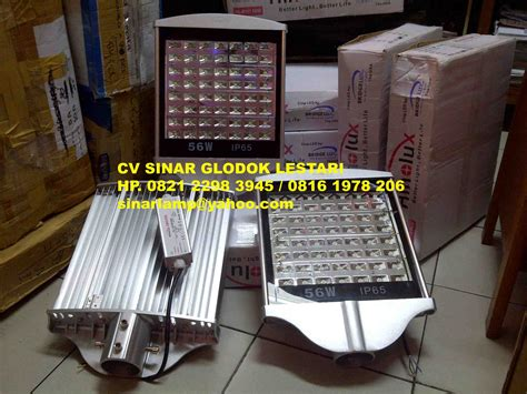 Lu Jalan Led agen dan distributor lu electrical kabel power