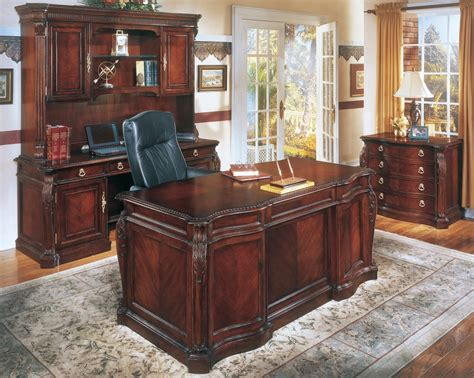 How To Choose Executive Office Furniture Home Designs Home Executive Office Furniture