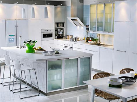 Ikea Kitchen Island Ideas frosted glass doors for kitchen cabinets