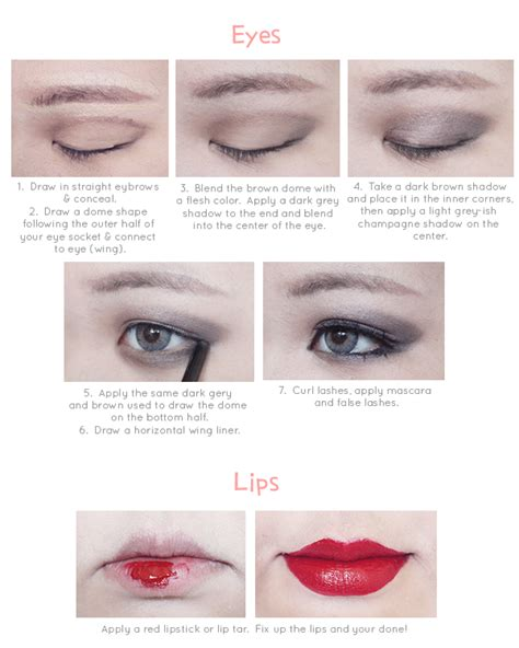 tutorial make up lipstik tutorial make up hyuna