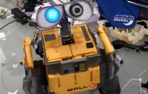 real r2d2 robot for sale modded wall e becomes a real robot hackaday