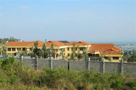 photos raila odinga s kisumu house with 70 rooms and a