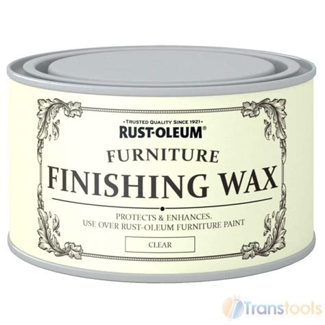 Best Wax For Wood Furniture by Rust Oleum Clear Finishing Wood Furniture Wax