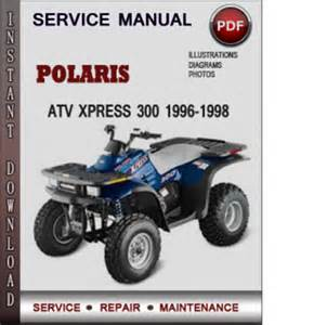 1996 polaris xpress 300 submited images