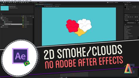 tutorial after effect smoke tutorial adobe after effects 2d smoke clouds youtube