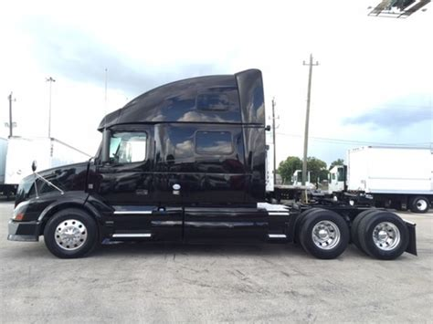 truck houston tx volvo vnl64t780 in houston tx for sale used trucks on
