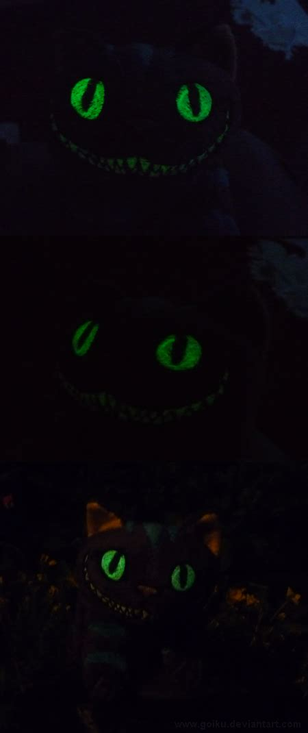 nights hshire cheshire cat glow pictures by goiku on deviantart