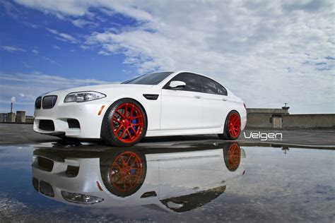 custom bmw m5 bmw f10 m5 velgen wheels vmb5 custom red 20x9