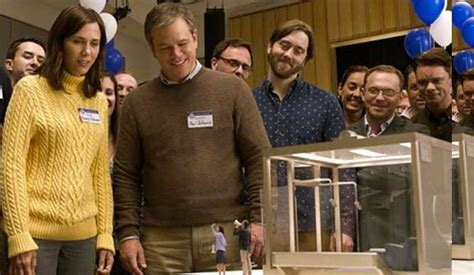 downsizing film downsizing from venice film festival to oscars for matt damon goldderby