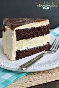 schoko karamell kuchen chocolate caramel cheesecake