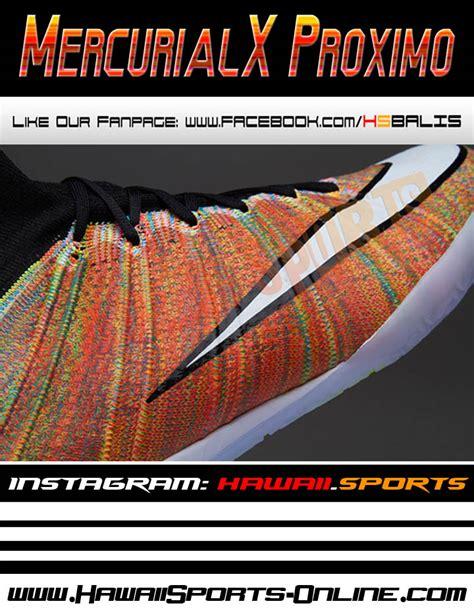 Sepatu Nike Ukuran 37 toko olahraga hawaii sports sepatu futsal original nike mercurialx proximo ic multi