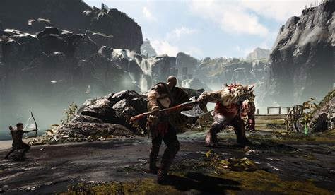 god of war feature film phil spencer congratulates sony for god of war 4 success