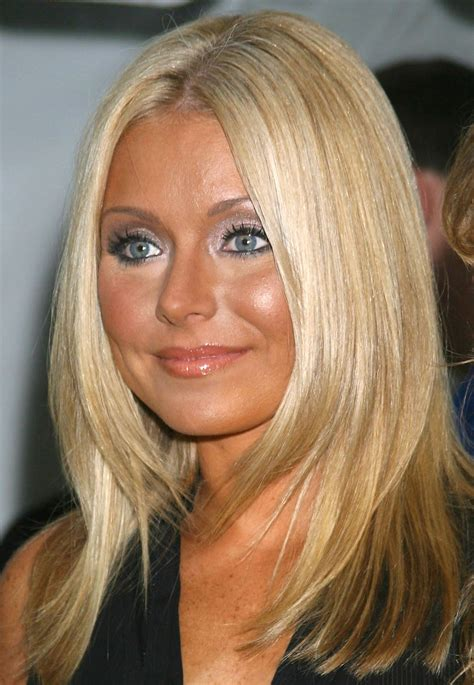 kelly ripa s current hairstyle kelly ripa hairstyle world celebrity