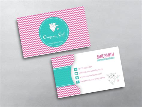 Origami Owl Business Cards - origami owl business card 06
