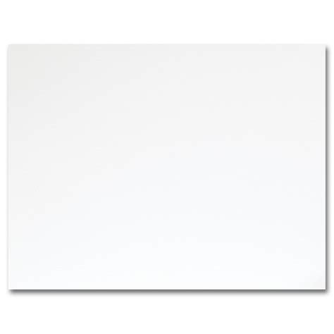 A2 Card Box Template by Impressions Hi White Flat Cards A2 4 1 4 X 5 1 2