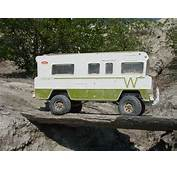 4WD RV  Bug Out Vehicles Pinterest