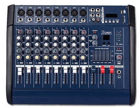 Mixer China 6 Channel image gallery mixer
