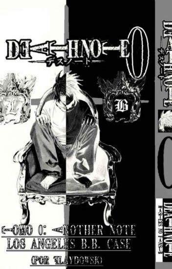 142151883x death note another note the death note another note the los angeles bb murder files