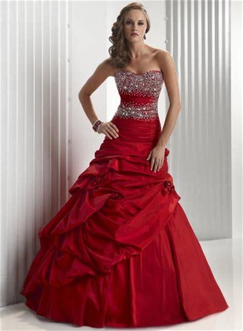 Hochzeitskleider Rot by Prom Dresses