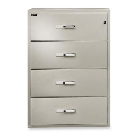 lateral file cabinet 4 drawer gardex 4 drawer resistant lateral file cabinet