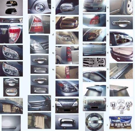 Karpet Variasi Avanza toko jual berbagai aksesoris mobil murah jakarta bursa