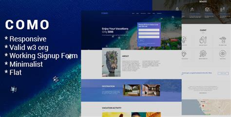 themeforest sign up email newsletter landing page templates from themeforest