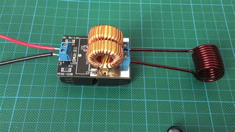 mini induction heater irfp460 mini 028 zvs zero voltage switching driver induction heater from ebay