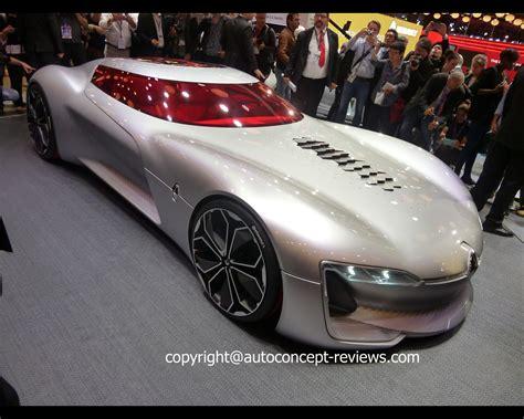 renault trezor price renault trezor pure electric concept 2016