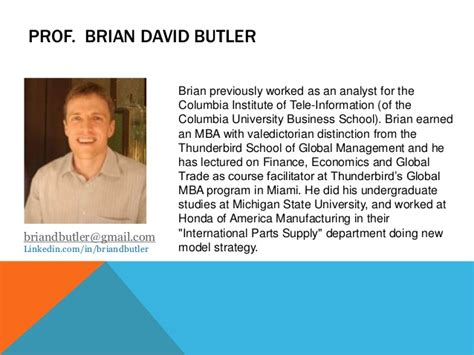 Butler Mba Curriculum by Cross Cultural Communication And Management Summit