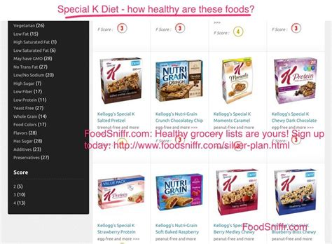 k weight loss plan 25 best ideas about special k diet on carrie
