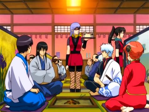 theme line gintama episode 43 gintama wiki