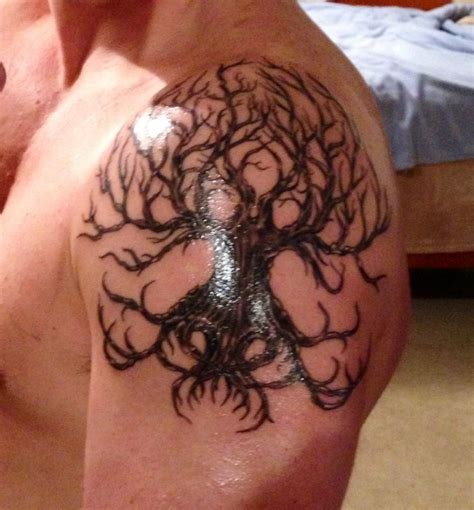 one off tattoo designs best 25 celtic tree tattoos ideas on celtic