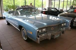 1977 Cadillac Convertible 1977 Cadillac Eldorado Convertible Classic Cars Today