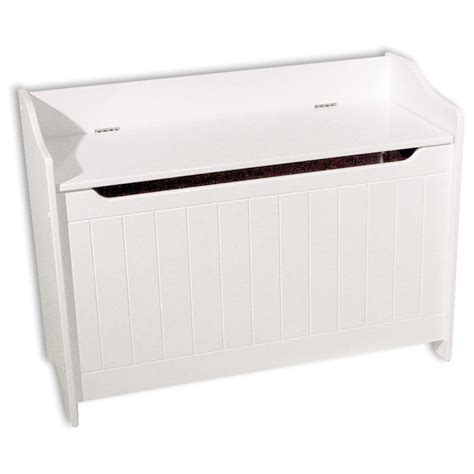 storage chest bench white storage chest bench 110256 bedroom sets at