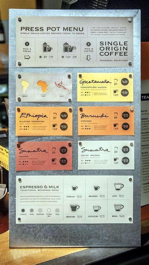 menu card layout ideas 40 smart and creative menu card design ideas