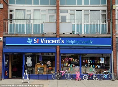 charity shop letter charity shop yob 64 breached terms of asbo by