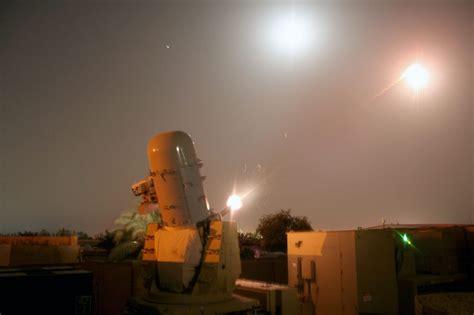 counter rocket artillery mortar  ram intercept land
