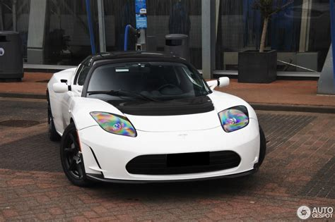 Tesla Motors Ny Tesla Motors Roadster Sport 16 April 2017 Autogespot